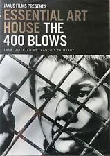 400 Blows Dvd Francois Truffaut Jean-Pierre Léaud Essential Art House Edition