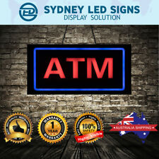 Indoor LED ATM Sign QUALITY DISPLAY 43.5cmx 23.5cm