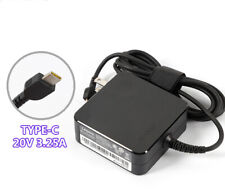 Original Lenovo AC Adapter 20V 3.25A 45W Type C Charger For ThinkPad X1 Yoga 5