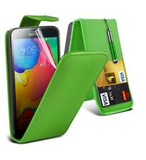 Flip Pouch Magnetic Leather Wallet Case  for Lumia 800