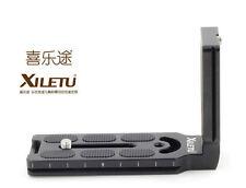 MPU100 Quick Release L Plate Bracket for Camera Benro Arca Swiss High Quality