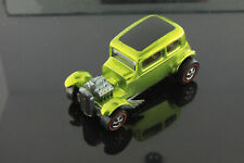 LIME YELLOW CLASSIC 32 Ford VICKY Original  Unrestored Hot Wheels Redline: