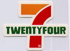 Twenty Four 7 Sticker Parotee Marijuana Collectible Funny Decal Weed 420 Smoke