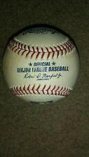 MLB Baseball (ROMLB) / 1 Game Used or Batting Practice / Robert D Manfred Jr