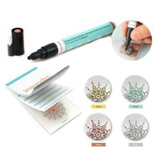 ImpressArt Stamping Choose Accessories Stamp Enamel, Marker Pen or Tape or Guide