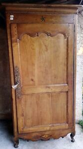 Cupboard With Marquetry, Nice Door Furniture