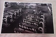 1940 S- 1950 'S NEW  PONTIAC  DEALER NEON SIGNS  11 X 17  PHOTO  PICTURE