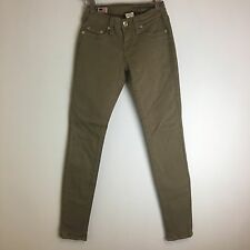 True Religion Jeans - Casey Slim Fit Brown - Tag Size: 27 (25x30) - #2013