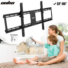 Heavy Duty Fixed TV Wall Mount Bracket Support Max.85Inch LCD LED Monitor Panel
