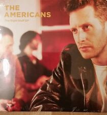 The Americans,The Right Stuff EP. New And Sealed Cd Single