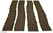 Wargames terrain 15 mm rural Dirt roads tangentes FOW, Bolt Action