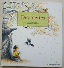 Devinettes K SUNG-UN & K JONG-DO éd Renaissance du Livre 2004
