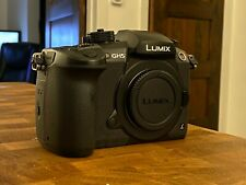 Panasonic Lumix DC-GH5 Mirrorless Micro Four Thirds Digital Cam