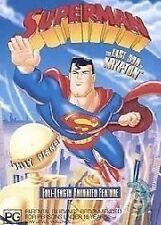 Superman - The Last Son Of Krypton (DVD, 2005)