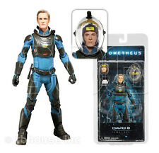 "7"" DAVID 8 ANDROID figure PROMETHEUS aliens SYNTHETIC weyland corp NECA SERIES 2"