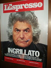 The Express. Beppe Grillo, MMM