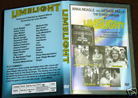 LIMELIGHT - DVD - Anna Neagle, Arthur Tracy