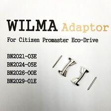 CITI2EN PROMASTER ECO-DRIVE BN-2021-03E SLIVER COLOUR ADAPTOR BY WILMA GIFTS