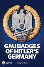 Book - Gau Badges of Hitler's Germany