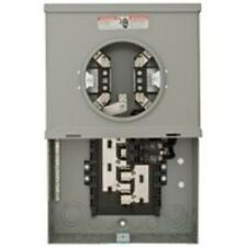 Siemens Mc1020B1100S Load Center & Meter Socket, 100 Amp