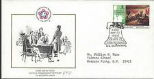 Fdc 1/20/76 America, Official Commemorative Stamp