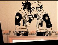 Naruto Sasuke Kakashi Anime Manga Wandtattoo Wandaufkleber Wandsticker Wanddekos
