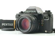 """FedEx """"EXC+++++"""" PENTAX LX 35mm SLR FILM CAMERA +SMC Pentax 50mm f/1.4"""