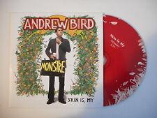 ANDREW BIRD : SKIN IS, MY [ CD SINGLE PORT GRATUIT ]