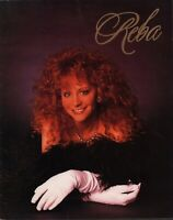 REBA McENTIRE 1992 IT'S YOUR CALL TOUR CONCERT PROGRAM BOOK / BOOKLET / EX 2 NMT