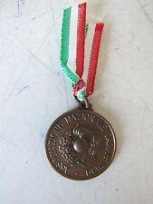 MEDAGLIA MILITARI - ASSOCIAZIONE NAZIONALE CARABINIERI 1958