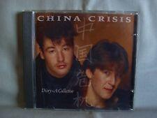 China Crisis- Diary- A Collection- VIRGIN 1992- VVIPD117 NEU