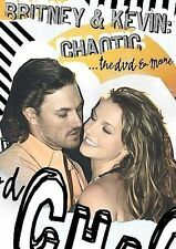 Britney and Kevin: Chaotic...The DVD and More (DVD,  2-Disc Set,  PLUS CD)  LN