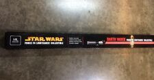 Star Wars Force FX Lightsabers, Master Replicas DARTH VADER FACTORY SEALED