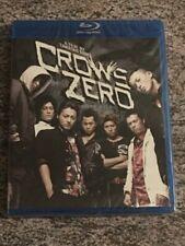 Crows Zero (Blu-ray, Tokyo Shock, Takashi Miike Film) BRAND NEW / FACTORY SEALED