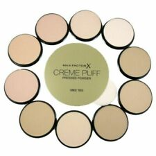 Max Factor Creme Puff Pressed Face Powder Compact 21g - Please Choose Your Shade