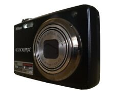 NIKON - COOLPIX S630 12.0 MP Digital Camera - Black