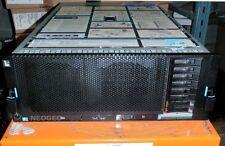 IBM System x3850 X5 Server-4x Eight Core Xeon X7560 2.26GHz-128GB-8x300GB 10K