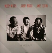 Muddy Waters, Johnny Winter, James Cotton Live at Tower Theatre Philadelpha Marc