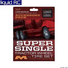 Big Rig Wheel and Tire Set LKW Reifen und Felgen 1:25 Moebius 1010