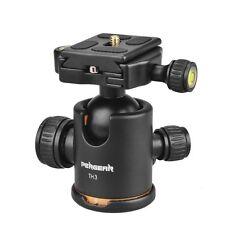 Pergear®Heavy Duty Photography Camera Tripod Ball Head 360 Degree Fluid Rotation