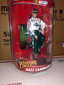 DALE EARNHARDT JR. FIGURE #88 AMP NASCAR WINNERS CIRCLE Sealed New