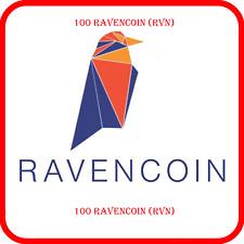 100 RavenCoin (RVN) CRYPTO MINING-CONTRACT (100 RVN )