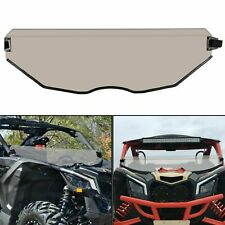 For Can Am Maverick X3 Utv Front Half Windshield Tint Tinted Polycarbonate