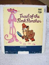 CED VideoDisc Trail of the Pink Panther (1982), CBS/Fox Video, United Artists