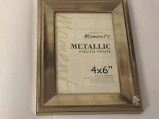 Windmill TG310 Fine English Pewter On A PICTURE FRAME SILVER 6X4 Hang/Stand
