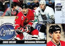 1993-94 Score Dream Team #3 Chris Chelios