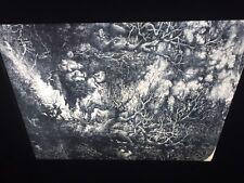 """Rodolphe Bresdin """"Holy Family Beside Stream"""" French Art 35mm Slide"""