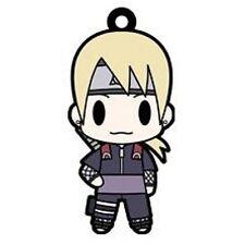 Naruto Boruto Yamanaka Inojin Rubber Key Chain Anime Manga Licensed Mint