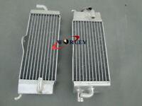 Pour Yamaha YZ125 YZ250 YZ 125 250 Radiateur en Aluminium 1993 1994 93 94 95