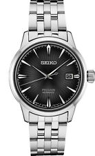 New Seiko Presage Automatic Sunray Dial Stainless Steel Women's Watch SRP837